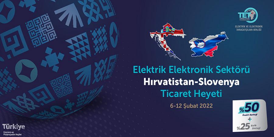 2022 Yılı Hırvatistan-Slovenya Sektörel Ticaret Heyeti