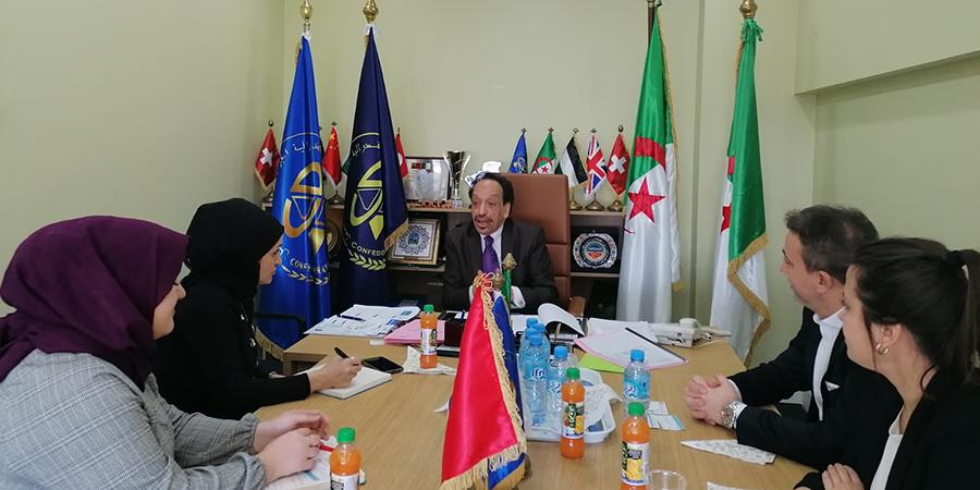 Cezayir-Fas Yurtdışı Pazarlama Faaliyeti Ön Heyeti