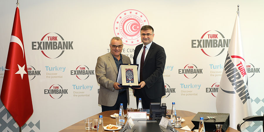 Elektromekanik Urge Projesi-Eximbank İş Birliği Görüşmeleri