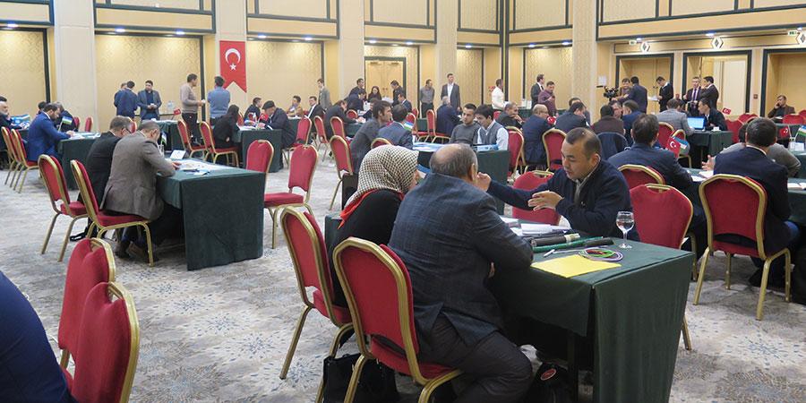 Özbekistan Sektörel Ticaret Heyeti