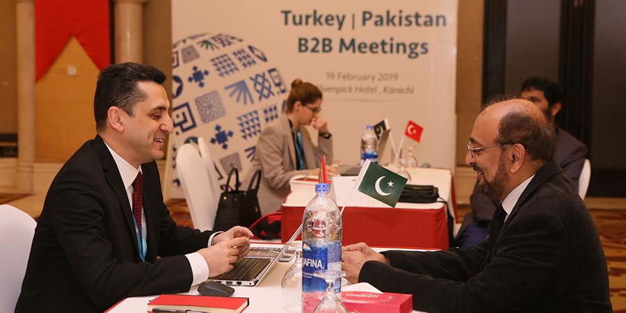 Pakistan Sektörel Ticaret Heyeti