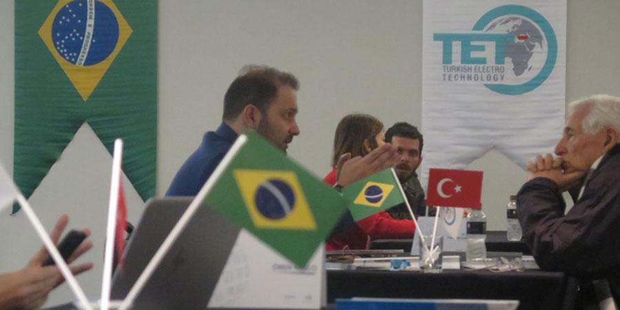 Brezilya - Bolivya Sektörel Ticaret Heyeti