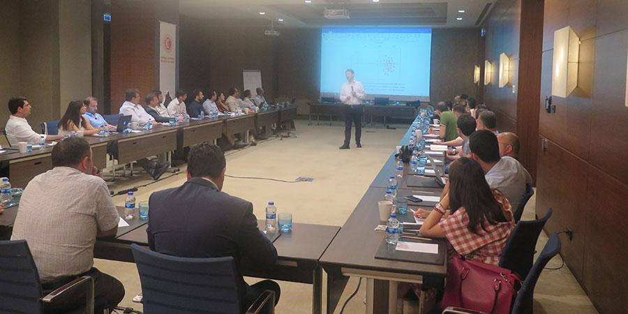 Alçak Gerilim Elektrik Ekipmanları URGE Projesi Strateji ve Hedef Pazar Çalıştayı