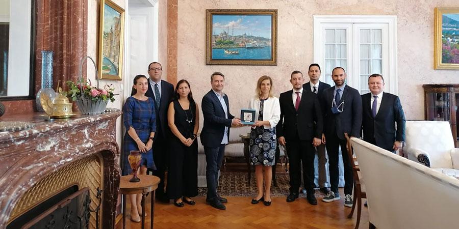 Romanya Yurtdışı Pazarlama Faaliyeti Ön Heyeti