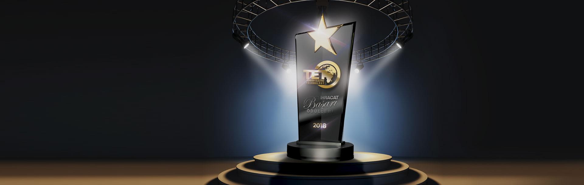 TET İhracat Başarı Ödülleri 2018